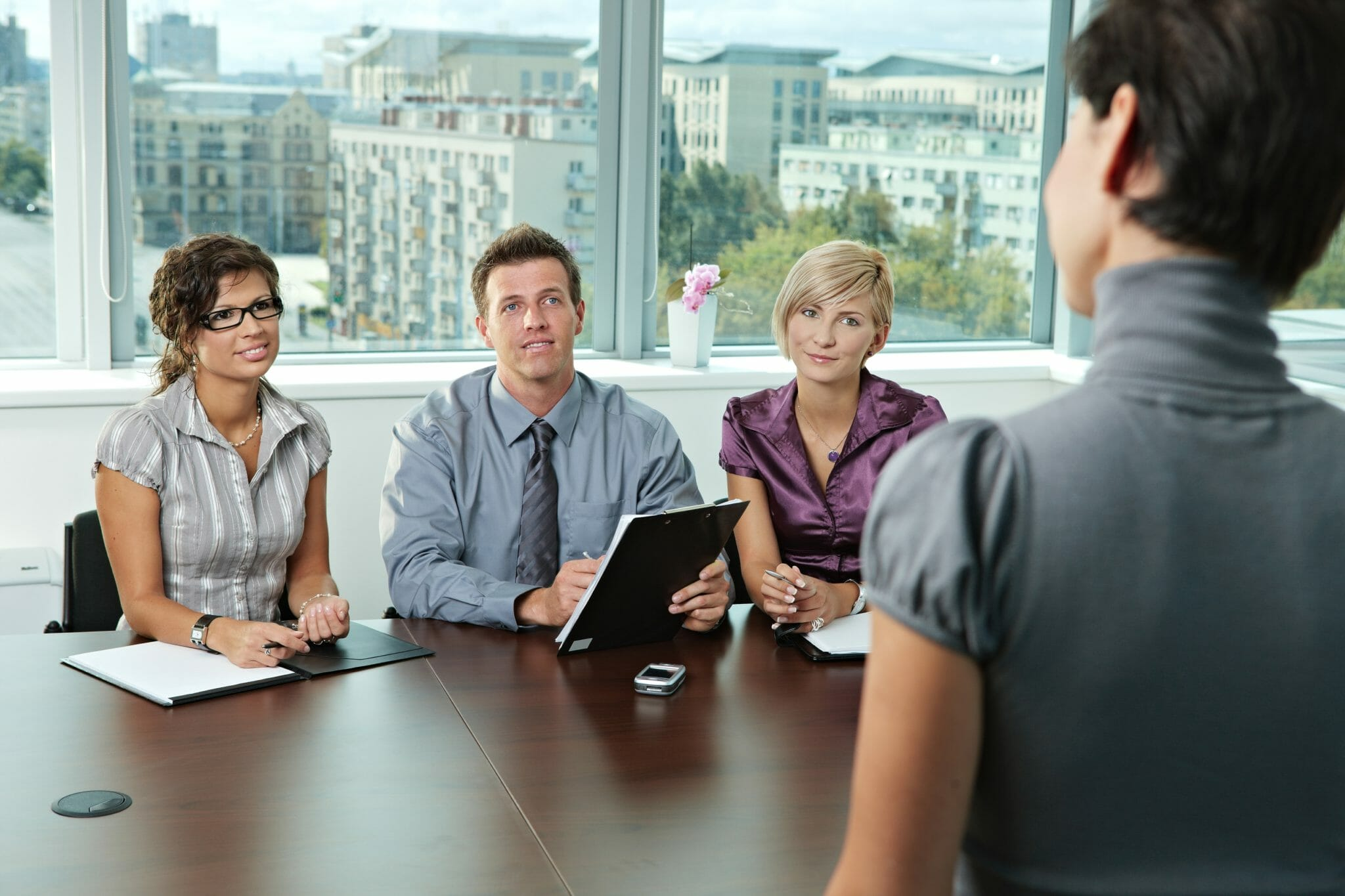 Project Management Interviews - project manager