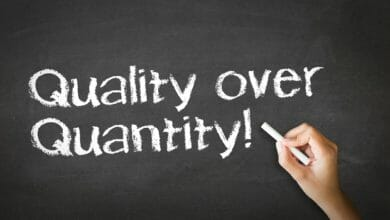 Quality over quantity - PMWorld 360