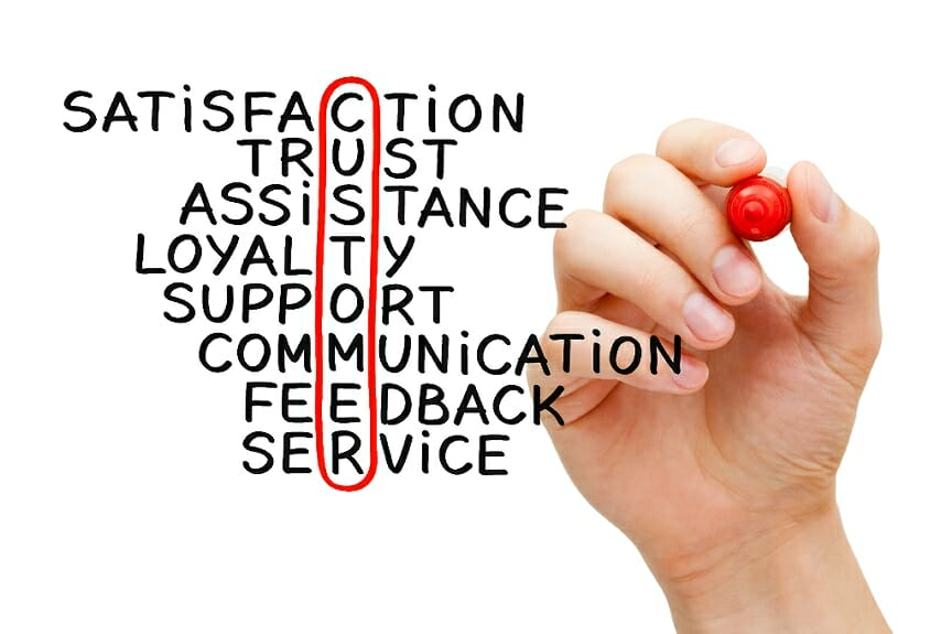 Customer Relationship Management in Projects