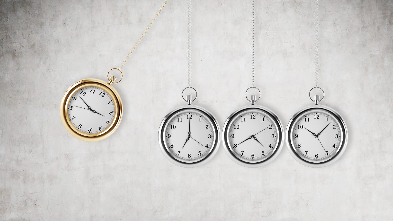 The pendulum effect: How time and memory impact the application of risk management | PMWorld 360 Magazine