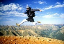 Photo of A thought exercise in overcoming fear: Taking the leap