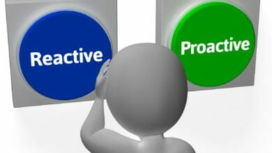 Photo of Active project corrections vs. passive project corrections
