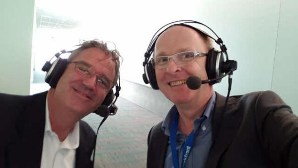 Podcast with Cornelius Fichtner and Andy Burns | PMWorld 360 Magazine