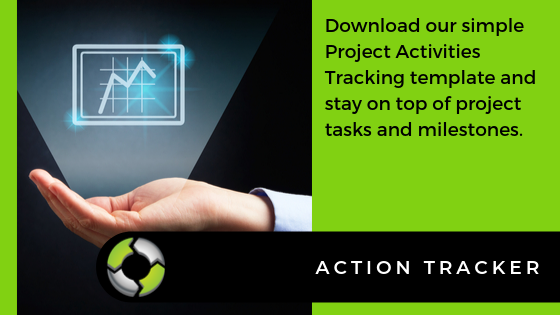 Project Activity Tracker Template