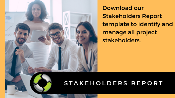 Sample Stakeholder Report