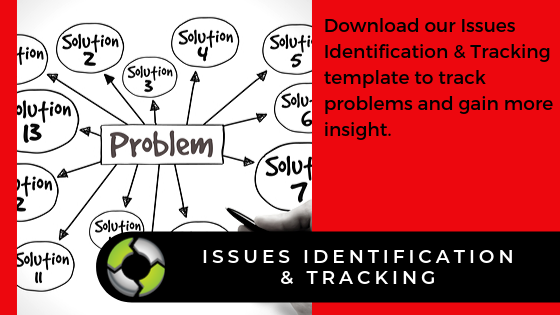 ssues Identification & Tracking
