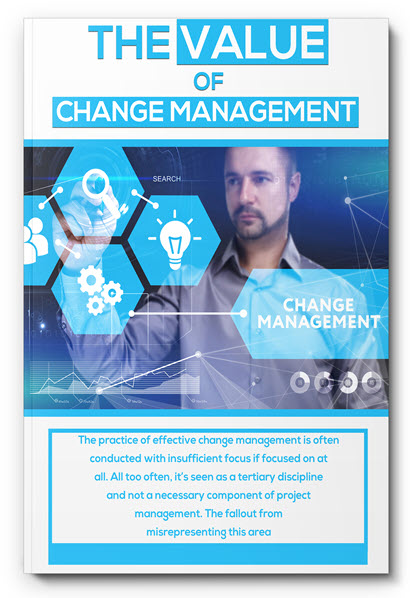eBook 10 - The Value Of Change Management