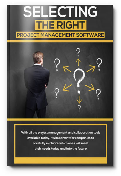eBook 11 - Selecting The Right Project Management Software