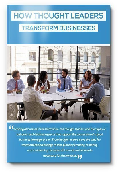 eBook 2 - How Thought Leaders Transform Businesses
