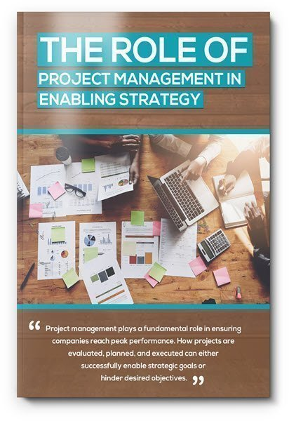 eBook 4 - The Role Of Project Management In Enabling Strategy