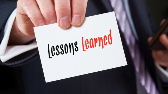 Photo of Lessons Learned Management Techniques: Podcast