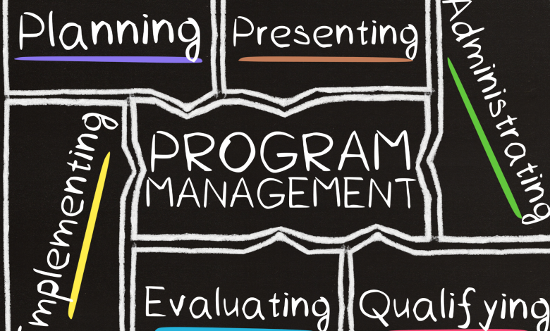 Photo of The benefits of program management