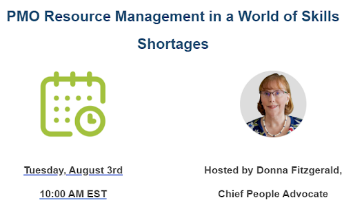 Resource Management in a World of Skills Shortages   PMWorld 360 Magazine